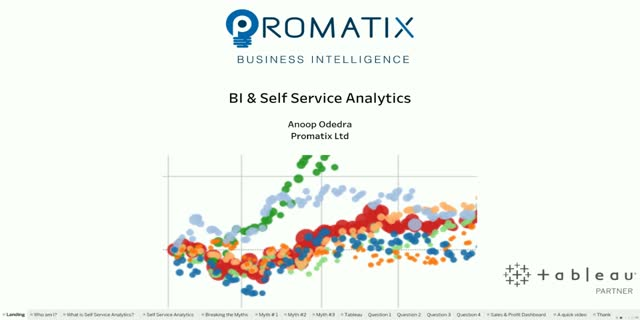 BI & Self-Service Analytics