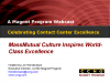 Celebrating Contact Center Excellence at MassMutual