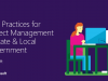 Best Practices for Project Portfolio Management in State and Local Government