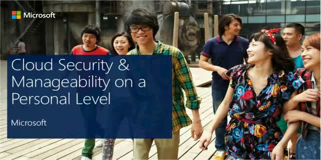 Cloud Security and Manageability on a Personal Level