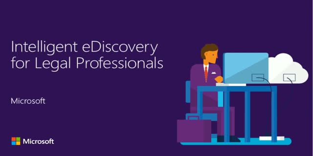 Intelligent eDiscovery & Data Documentation for Legal Professionals