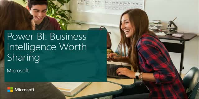 Power BI: Business Intelligence Worth Sharing