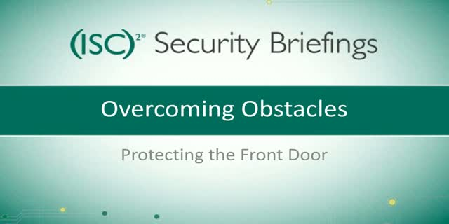 CA Briefings Part 2: Step 1: Protecting the Front Door with SSO & Authentication