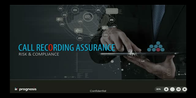 Contact center compliance and call recording assurance (EMEA Timezone)
