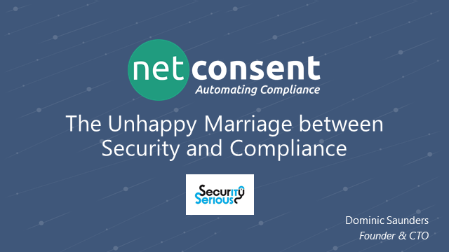 The unhappy marriage between security and compliance