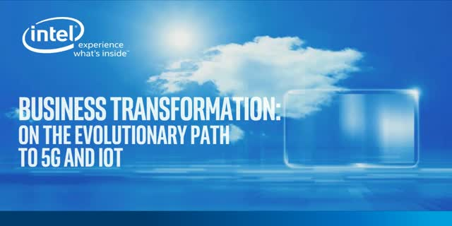 Business Transformation: On the Evolutionary Path to IoT and 5G