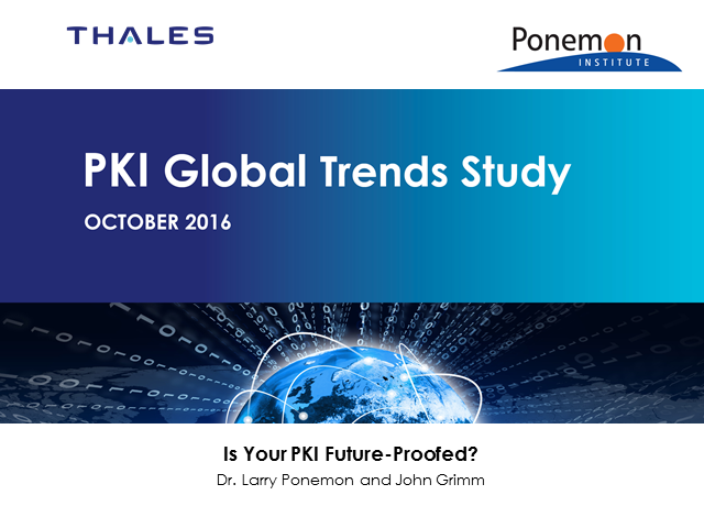 Is Your PKI Future-Proofed?