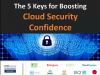 The 5 Keys for Boosting Cloud Security Confidence