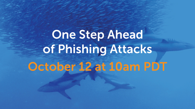 how to stop phishing attack ahead