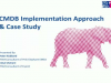 CMDB Implementation Approach & Case Study