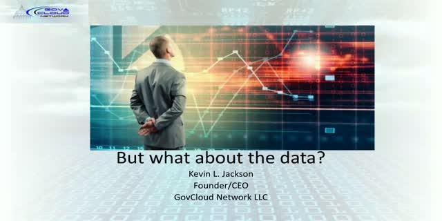 But What About the Data? Considering Cloud Infrastructure & IT Governance