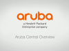 Demo: Aruba Central Overview