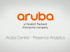 Demo: Presence Analytics powered by Aruba Central