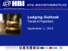 Lodging Outlook