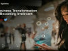 Lead business transformation or risk becoming irrelevant
