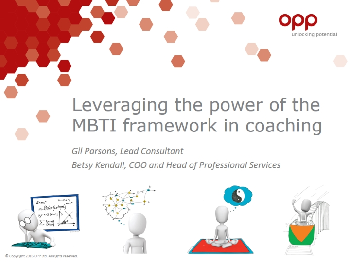 Leveraging the power of the MBTI framework in coaching