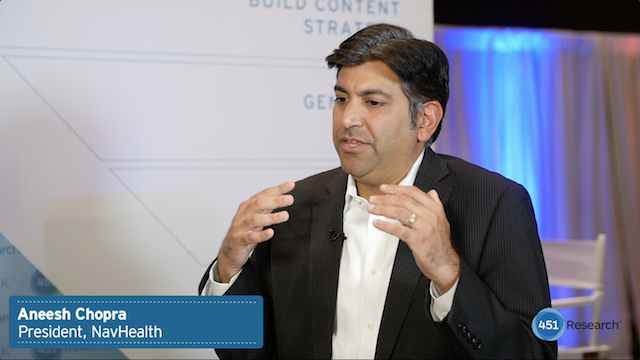 Live Q&A with NavHealth President Aneesh Chopra on Growth Opportunities
