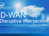 Software-Defined WAN:  A Disruptive Intersection