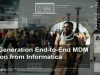 Next-Generation End-to-End MDM Solution from Informatica
