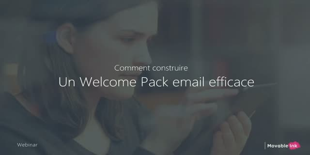 Comment Construire un Welcome Pack Email efficace