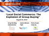 Local Social Commerce: The Explosion of Group Buying