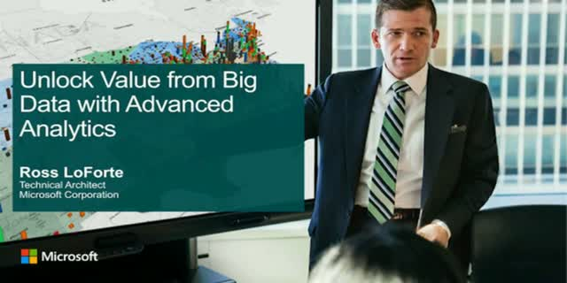 Unlock Value from Big Data with Advanced Analytics