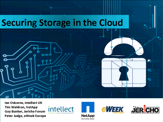 Securing Storage in the Cloud