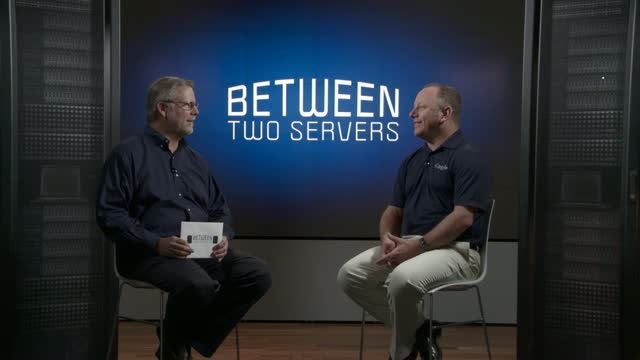 Between Two Servers with Tegile