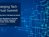 Emerging Tech in the Start-Up World [Emerging Tech Virtual Summit]