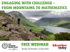 Engaging with Challenge – from Mountains to Mathematics