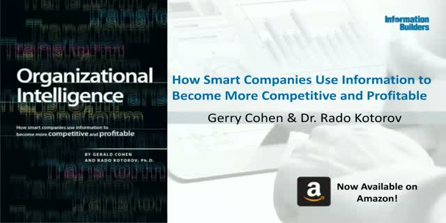 Organizational Intelligence: How Smart Companies Use Information