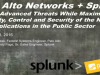 Defeating Advanced Threats Across Your Network and Applications with Splunk