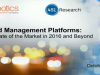 Cloud Management Platforms-The State of the Market in 2016 and Beyond