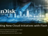 IDC Report: Enabling New Cloud Initiatives with Flash Storage