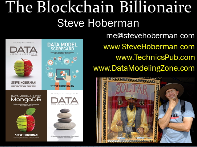 The Blockchain Billionaire