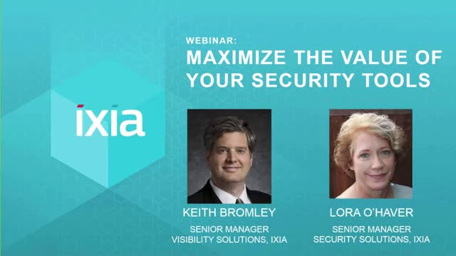 Five Ways to Maximize the Value of Security and Monitoring Tools