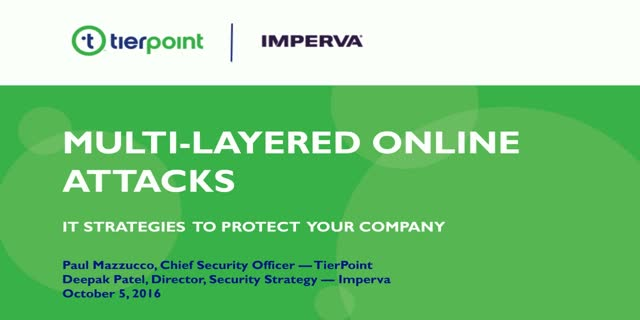 Multi-layered online attacks: IT security strategies to protect your company