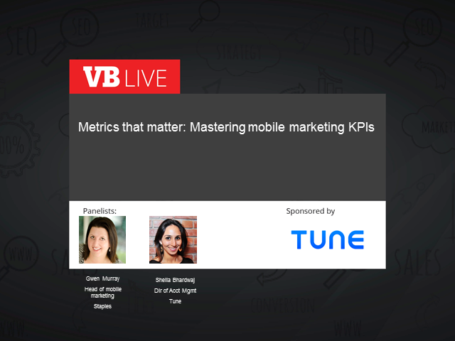 Metrics that matter: Mastering mobile marketing KPIs