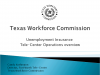 CCNG Magnet Program Member Showcase: Texas Workforce Commission