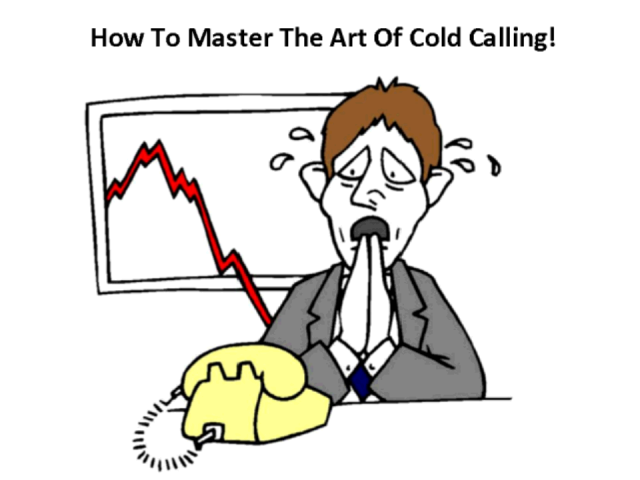 Master The Art Of Cold Calling - FREE - Sales Training Webcast
