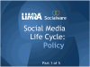 Social Media Life Cycle - Policy
