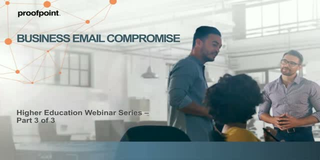 Business Email Compromise in Higher Education