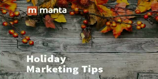 Creative Holiday Marketing Tips for Small Businesses