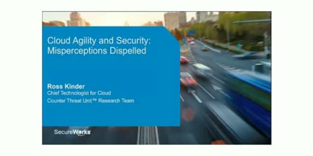 Cloud agility and security: Misperceptions dispelled
