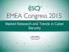 Market Research and Trends in Cyber Security