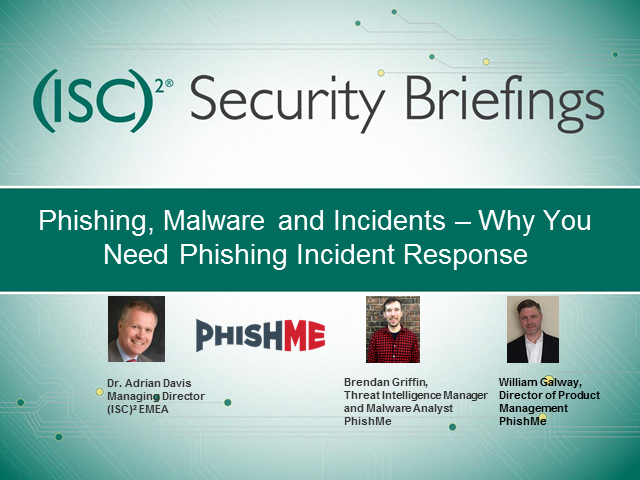 Phishing, Malware and Incidents – Why You Need Phishing Incident Response