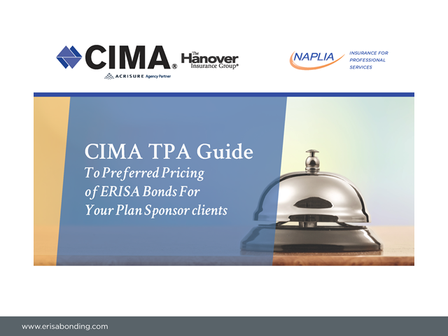 CIMA TPA Bonding Site