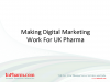 Making Digital Marketing Work For UK Pharma