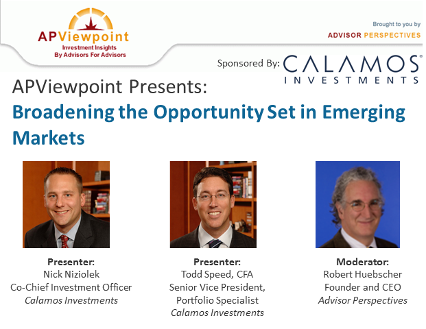 Broadening the Opportunity Set in Emerging Markets