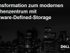 Transformation zum modernen Rechenzentrum mit Software Defined Storage